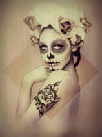 Sugar Skull by Martaxrodriguez