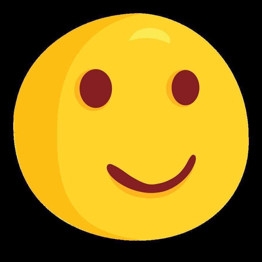 Smiley Emoticon/emoji - Facebook Messenger by TheBether on