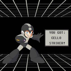 You Got Cello Striker! by darkwarrior