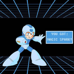 You Got Magic Spark! by darkwarrior