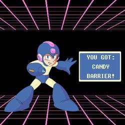 You Got Candy Barrier! by darkwarrior