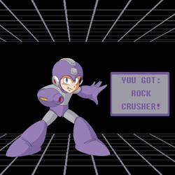 You Got Rock Crusher! by darkwarrior