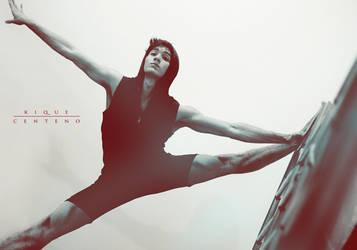 Stretching by Kique-Centeno