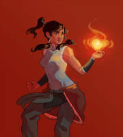 firebending by wiccimm