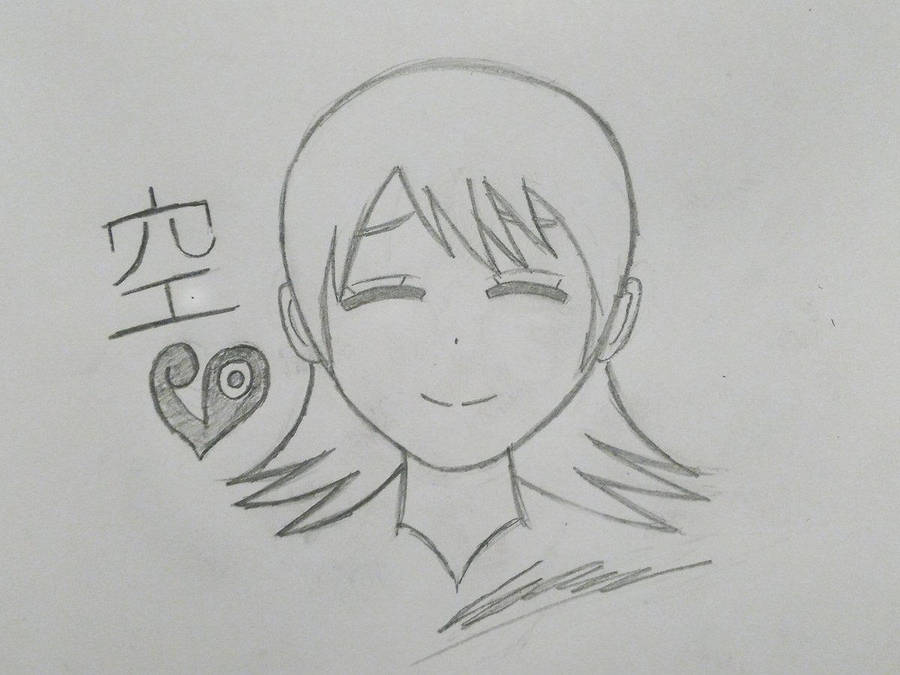 Sora Sketch by wildwing64