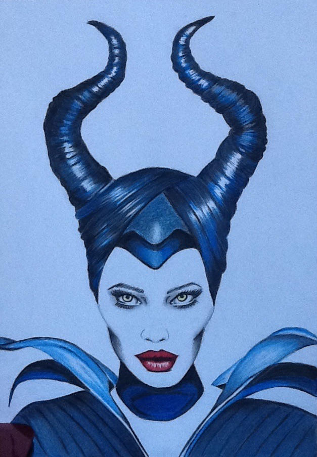 Maleficent by PaulTHutchins