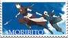 Moribito stamp by nijibug