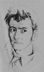 10th // Doctor Who by D4MNED-NONAME
