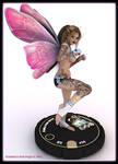 Kick Ass Fairy by karibous-boutique