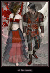 The Lovers by karibous-boutique