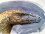 Deinonychus antirrhopus by dustdevil