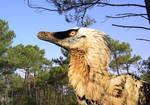Velociraptor by dustdevil