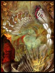 Dreaming in the fractal garden by skyfirehead