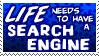 Stamp: Life Search Engine by Jammerlee