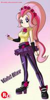 Violet Blurr (Present ABToons) by RYURED