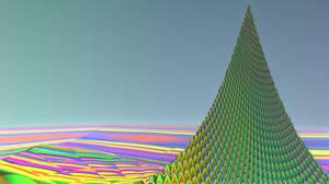 The Rainbow Tower by BGai
