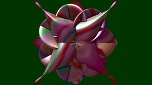 Colours in 3D by BGai