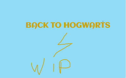 SEPTEMBER 1-BACK TO HOGWARTS-WIP by Mairelyn