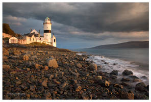 Cloch Lighthouse by PastyGuy
