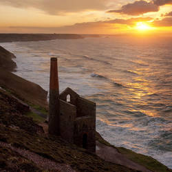 Cornwall's Heritage by PastyGuy
