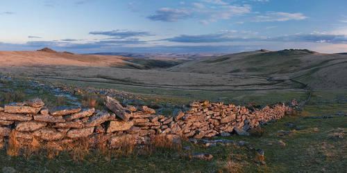 Dry Stone Dartmoor by PastyGuy