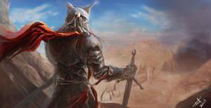 knight by Gadyukevi4