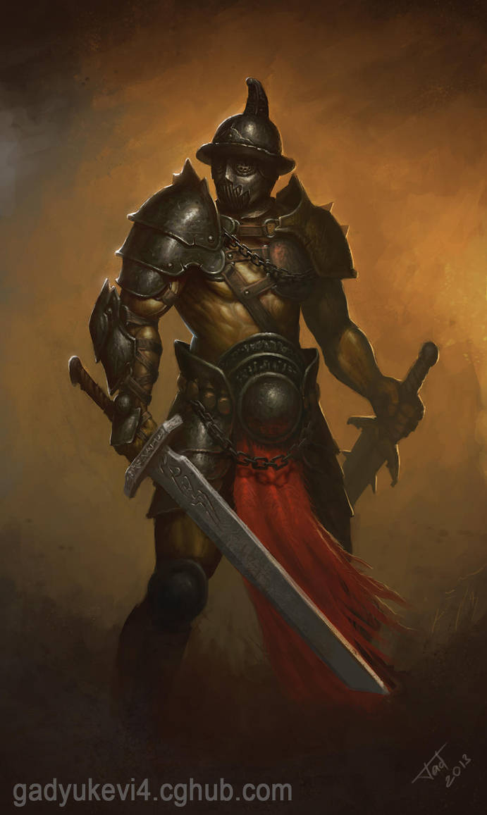 Gladiator by Gadyukevi4