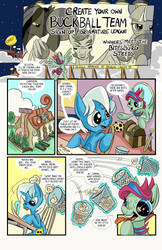 Ponies in the Outfield 04 by LytletheLemur