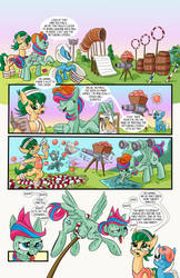 Ponies in the Outfield 06 by LytletheLemur