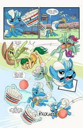 Ponies in the Outfield 09 by LytletheLemur