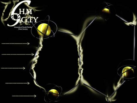 USF Chem Society Web Design by catenn