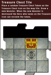 Treasure Chest Tile by 001rich100