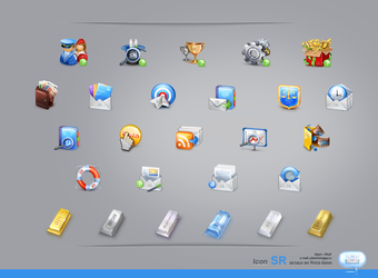 E-mail icon by Deedman
