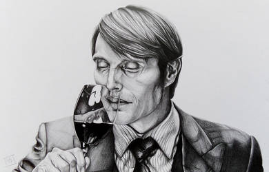 Hannibal by LornaKelleherArt