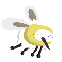 Lily the Cutiefly by ThePuddleCat