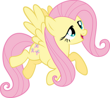 Fluttershy 2 by xPesifeindx