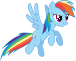 Rainbow Dash 11 by xPesifeindx