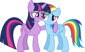 Dashie and Twi 3 by xPesifeindx