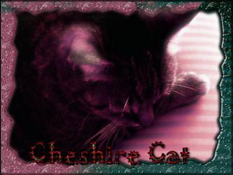 Cheshire Cat by SavvyRed