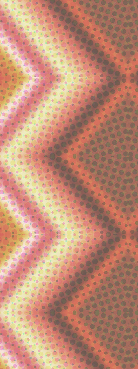 Comic Book Art Dots Background by SavvyRed