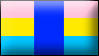 Cavusgender Pride Flag Stamp by SavvyRed