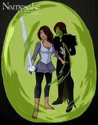 Namesake: Warrick and Emma 2 by sampdesigns