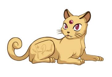 Pokemon: Persian by sampdesigns