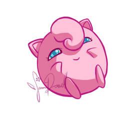Pokemon: Jigglypuff by sampdesigns