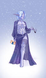 VesWinterDress by sampdesigns