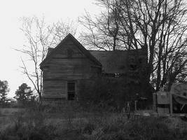 Ink, Arkansas: Forgotten by InkTheEchidna