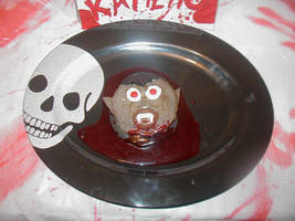 Contest Entry:Vampire Pancakes by InkTheEchidna