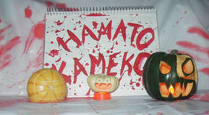 Pumpkin Carving 2009 by InkTheEchidna