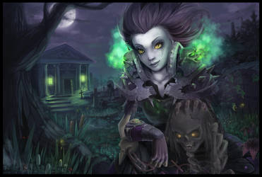 Undead by azriale