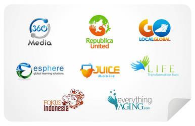 Logo Design Sett 1 by treecore
